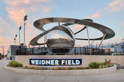 Switchbacks Stadium - Weidner Field - Summer