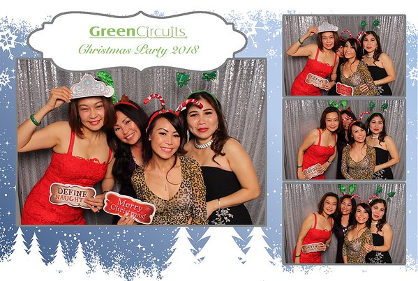 Green Circuits Holiday Party