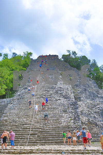 Cancun and Mayan Ruins