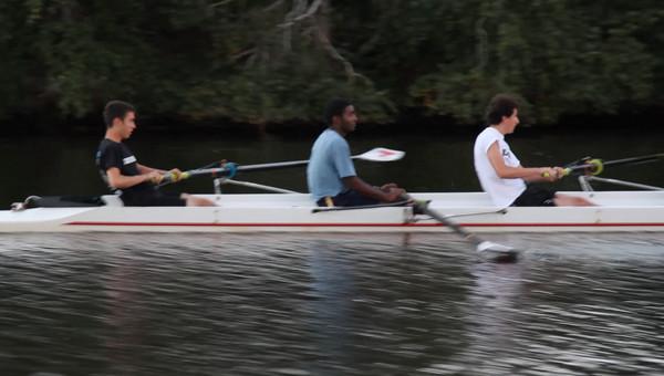Freshman Rowing Video