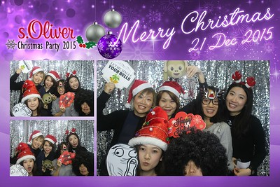 s.Oliver Christmas Party 21 Dec 2015