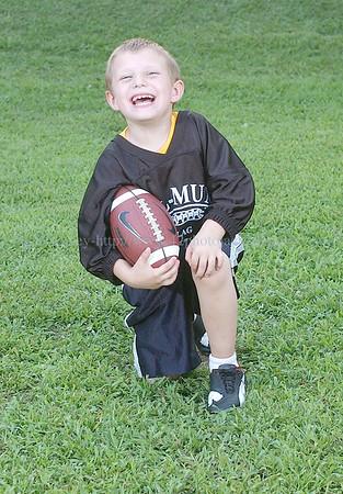 Cal-Mum Flag Football and Cheerleading