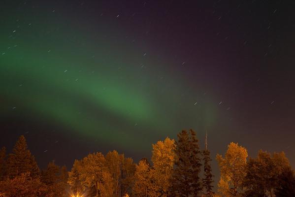 Aurora Borealis October 8 2012