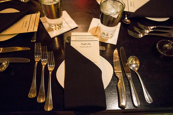 11.16.17 - 10/15 Year Anniversary Dinner