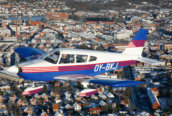 OY-BKJ - Piper PA-28-180 Cherokee D