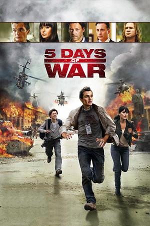 5 Days of War (2010)