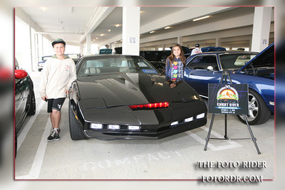 Sheperd of the hills car show 2013
