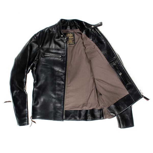 IHJ-35 - Black Japanese Horsehide Rider's Jacket08 copy.jpg