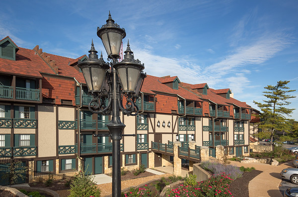 The Sheraton Westport Chalet Hotel - Maryland Heights, MO