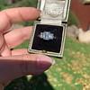 2.50ctw Emerald Cut Diamond 3-stone Ring, GIA E VS1 31