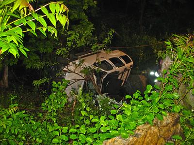 5-15-09 PIAA With Extrication, Bear Mountain Bridge Road