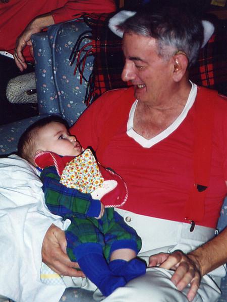 1994 Dad and... Mason?