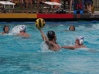 170907 LHS MEN'S VARSITY WATER POLO (FOOTHILL MATCH)