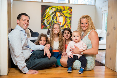 Nadav & Keren Family