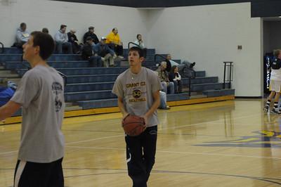Grant County HS Boys Basketball 2010-2011