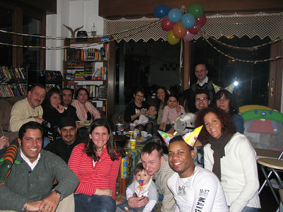 Mi Primera Fiesta de Cumple / First Birthday Party!!!