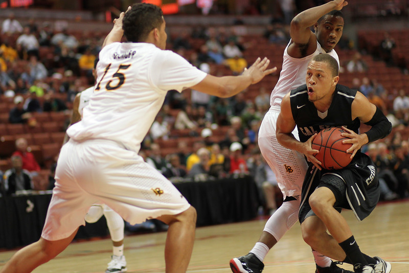 Northridge vs. Long Beach State 2014 Big West Tournament