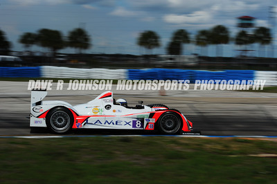 2012-03-17 FIA WEC ALMS 60th Annual 12 Hours of Sebring Turn 13 Tower Turn