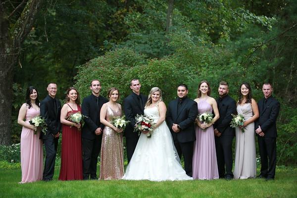 2019-09-14 Gregson Wedding