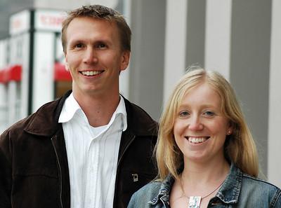Martin and Vicky