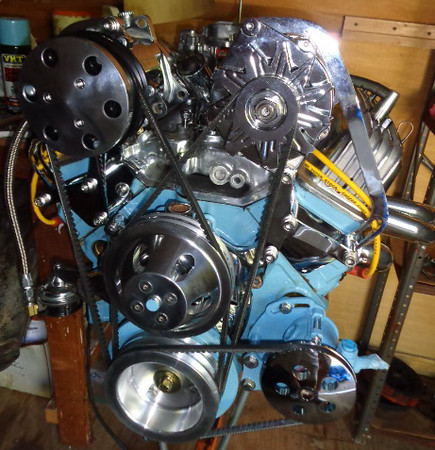 Building the Engine