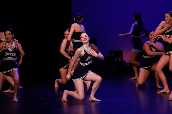 2018 Dance Team Recital Show 2