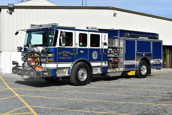 Company 85 - Upperco Fire Company