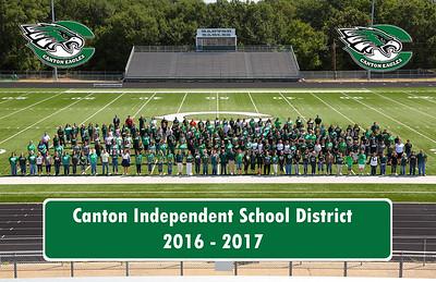 CISD Staff Photo, 2016-2017