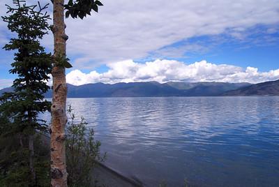 2007 Alaska trip; Valdez to Skagway