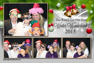 Old Ranch Country Club - Winter Wonderland 2015