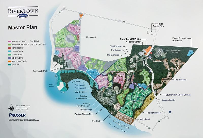 RiverTown Master Plan