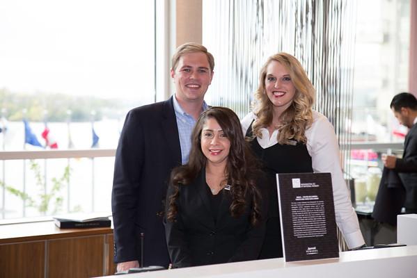AC Marriott hotel Grand opening