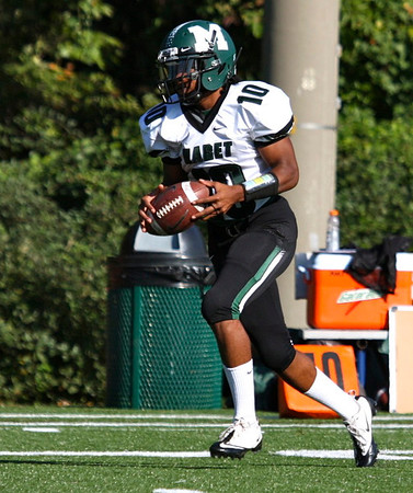 Football: Maret vs Potomac School
