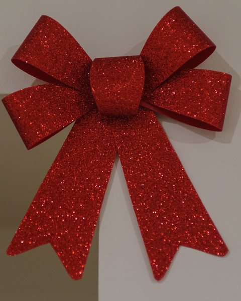 Glitter and Bow