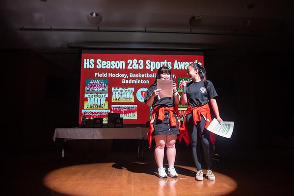 HS Sports Awards - Spring 2018
