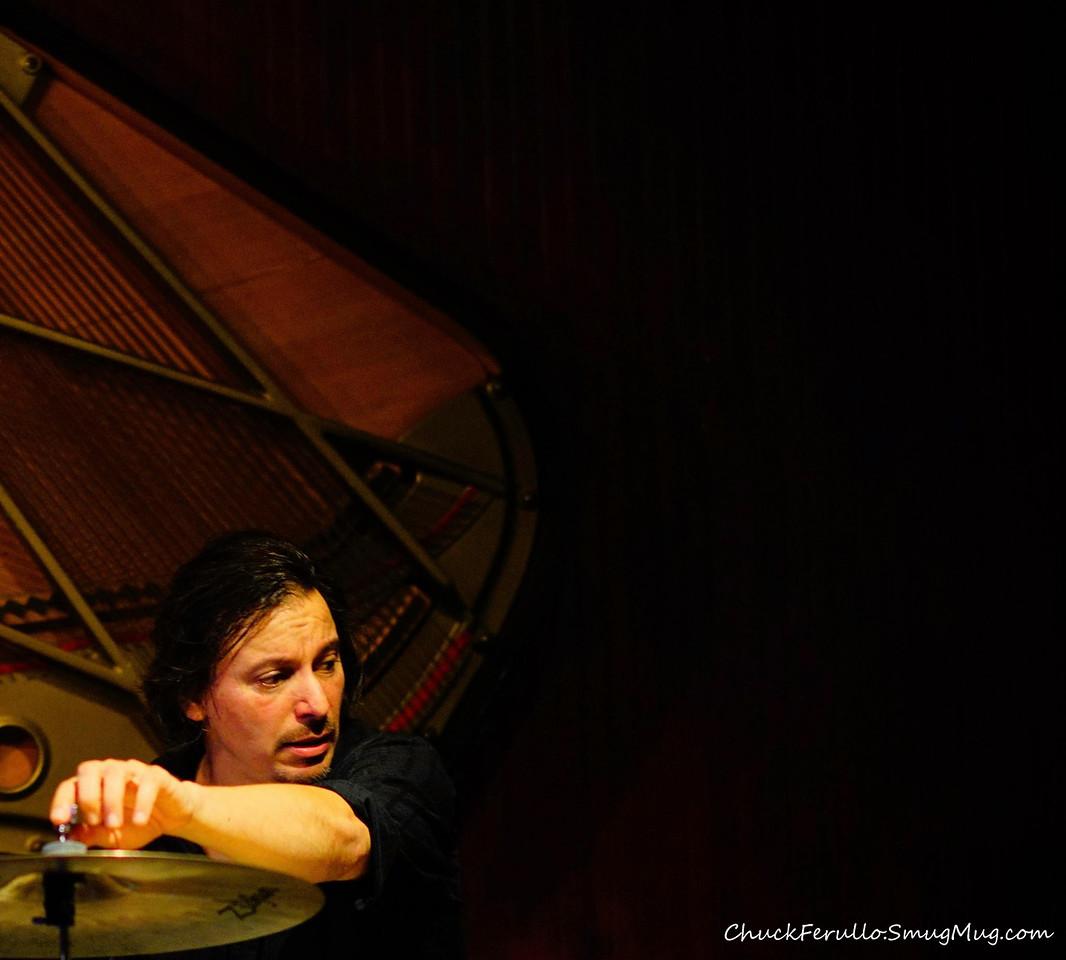 Drummer a la Titian