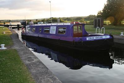 Scouts Narrowboat Trip 2009