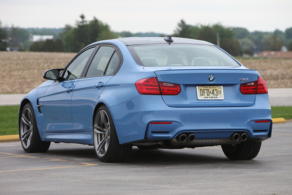 BMW M3 & M4 Launch at Road America - Wednesday June 11th, 2014