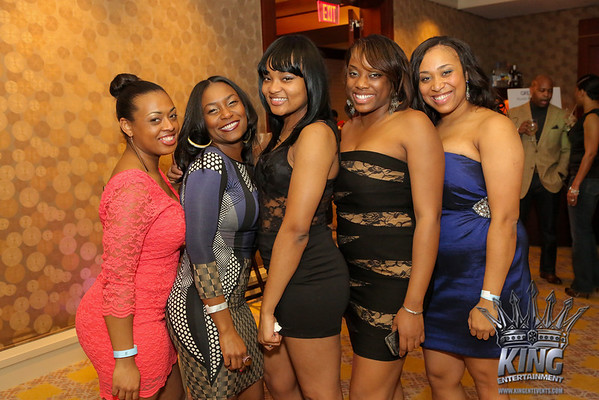 CIAA King Ent Ritz @ The Ritz Carlton Saturday Night