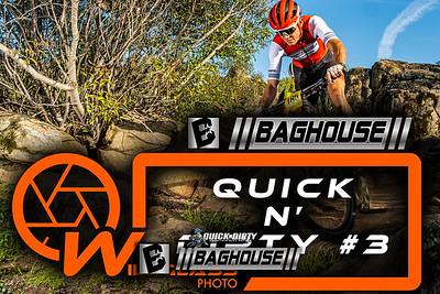 BAGHOUSE: QUICK N' DIRTY SUMMER SERIES #3