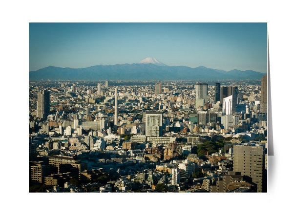 """Viewing Mt Fuji<br /> <br /> I had the pleasure of working for a year with this being the view out of my office window.  The view was breathtaking and as the winter would begin and the sky would clear the daily views of Mt Fuji were even better with each passing day. <br /> <br /> I miss this view but glad I took the time to capture it. <br /> <br /> Read about the rest of this day on ShootTokyo:<br />  <a href=""""http://shoottokyo.com/viewing-mt-fuji/"""">http://shoottokyo.com/viewing-mt-fuji/</a>"""
