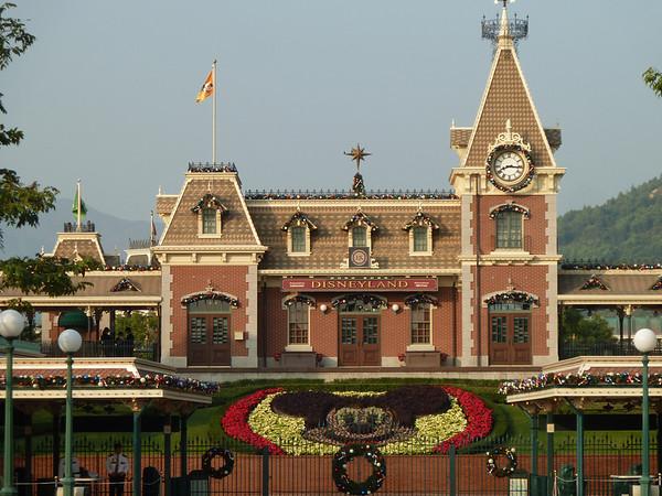 Disneyland, Hong Kong (Nov 2010)
