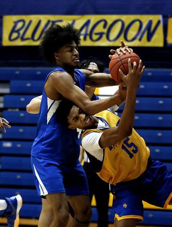 VU Men's Basketball vs Aim High Scrimmage