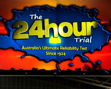 24 Hour Reliability Trial