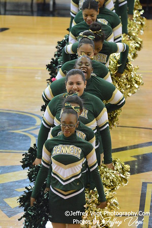 02-01-2014 Kennedy HS Poms at MCPS County Championship Division 3,  Photos by Jeffrey Vogt Photography & Kyle Hall