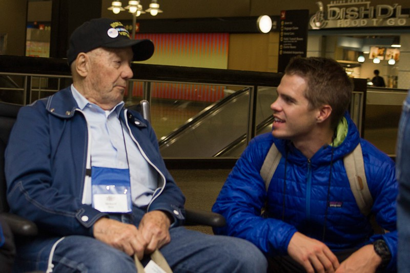 8 Honor Flight Departure 110.18.14-21