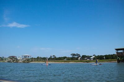 SC, Folly Beach Island Hopper Boat Charter
