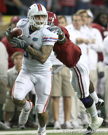 Super Photo Gallery: SEC Championship game vs. Alabama, 12/5/09