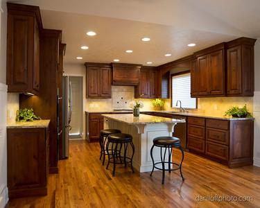 Walker Residence - Anvil Cabinet & Mill