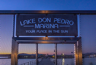 Lake Don Pedro Marina